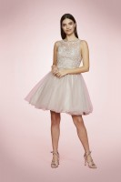 PRINCESS TULLE DRESS