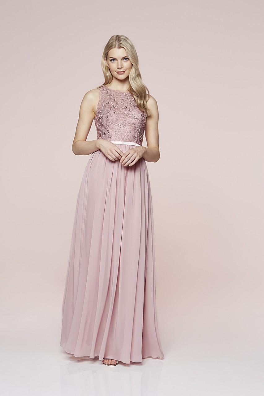 Floral Spring Maxi Dress