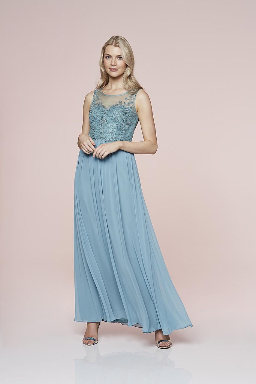 Midnight Glance Maxi Dress