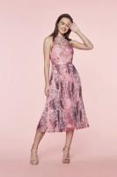 MAGNOLIA PRINT DRESS
