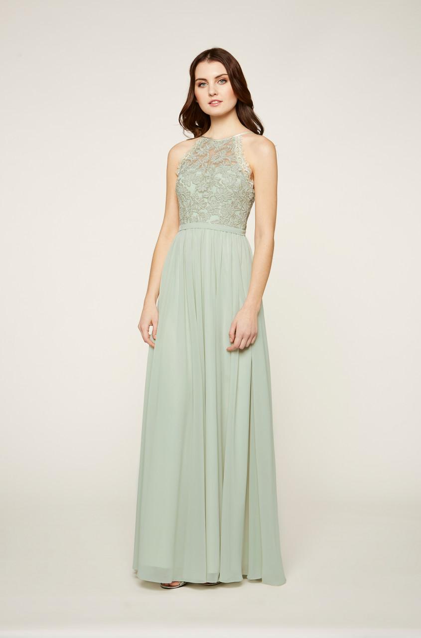 Pixie Chiffon Maxi Dress