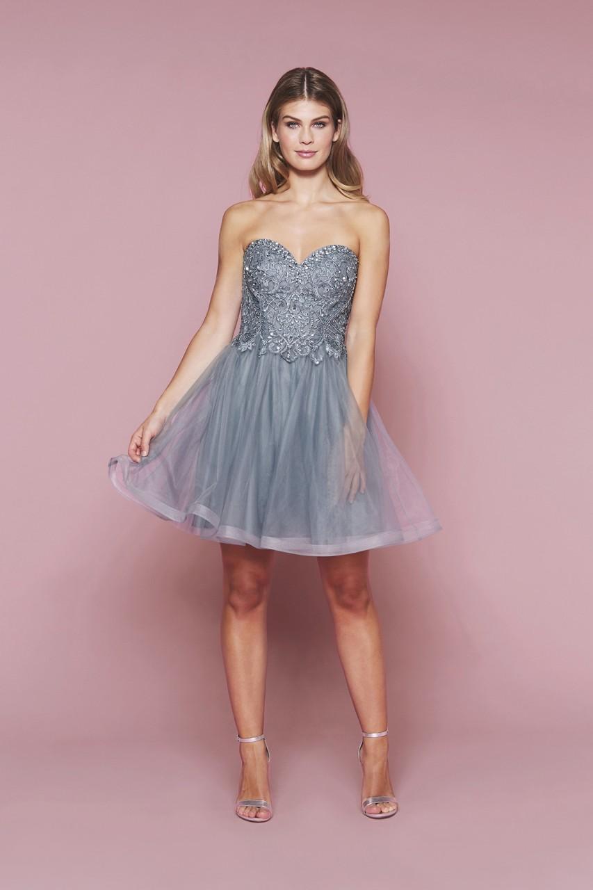 ENDLESS SPARKLE DRESS