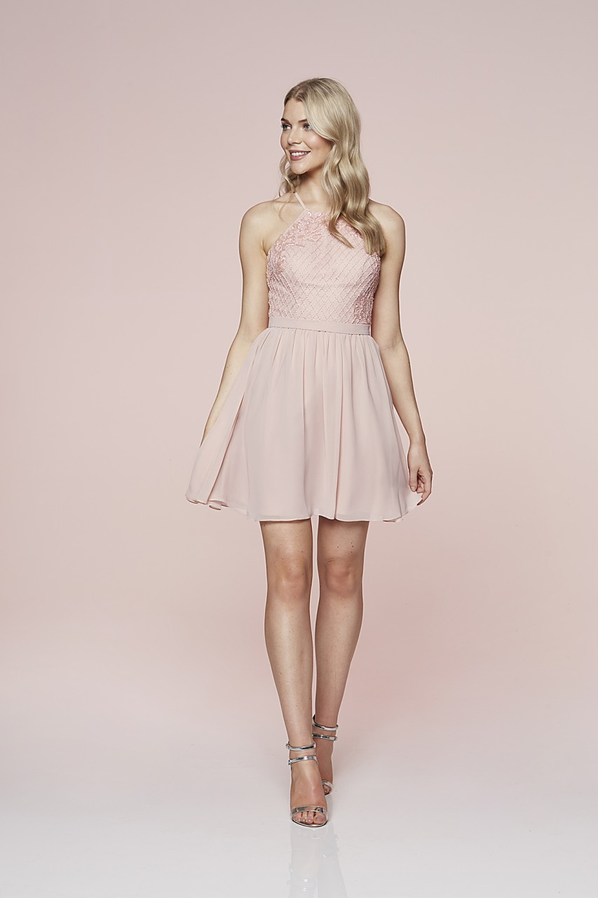 Modern Rose Dress